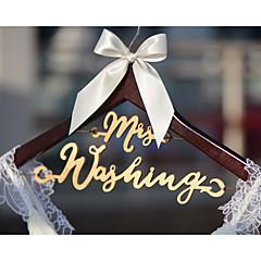Mariée Marié Fille d'honneur Groom Cortège fille Couple Parents Cadeaux Pièce / Set Cadeau créatif rétro CréatifMariage Remise de diplôme