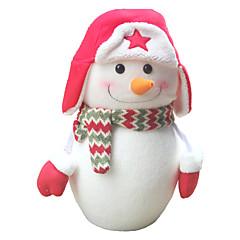 장난감을 채웠다 홀리데이 용품 1 새해 크리스마스 어린이날 텍스타일 나일론 면 실버 아이보리 노란색