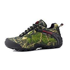 Tênis Botas de Neve Sapatos de Montanhismo Homens Anti-Escorregar Anti-Shake Almofadado Ventilação Impacto Prova-de-Água Vestível