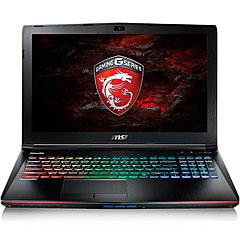 MSI gaming laptop 6QD-1077XCN backlit 15.6 inch Intel i7 Quad Core 8GB RAM 1TB Windows10