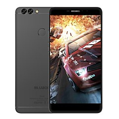 Bluboo Dual 5.5  Android 6.0 4G Smartphone (Dual SIM Quad Core 2 MP 13 MP 2GB  16 GB Black Gold Rosy)