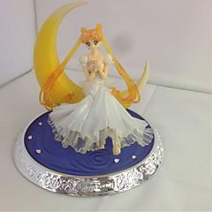 アニメのアクションフィギュア に触発さ 美少女戦士セーラームーン Princess Serenity ポリ塩化ビニル 13 cm モデルのおもちゃ 人形玩具