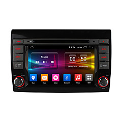 Ownice C500 HD Screen 1024*600 with 16GB ROM Android 6.0 Quad Core Car DVD Player GPS Radio For Fiat Bravo 2007 - 2012 Support 4G Lte