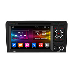 Ownice 7 HD Screen 1024*600 Quad Core Android 6.0 Car DVD Player For Audi A3 S3 2003 - 2011 Support 4G LTE with 2GB RAM and 16GB ROM