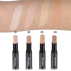 1Pcs Popfeel Lip Foundation Stick Eye Concealer Makeup Concealer Stick Perfect Concealer Stick Face Primer Base Natural