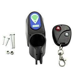 Smart Wireless Remote Control Bike Bicycle Alarm Siren Shock Vibration Sensor Cycling Lock Anti-theft Guard Burglar Alarm