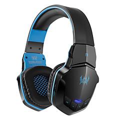 KOTION CADA B3505 Fones WirelessForCelular ComputadorWithCom Microfone Controle de Volume Games Esportes Redução de Ruídos Hi-Fi Bluetooth
