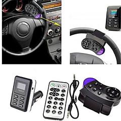 multifonctionnels mains voiture bluetooth - sans lecteur mp3 chargeur kit fm émetteur / téléphone avec cercle de visée