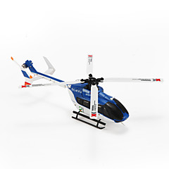 XK K124 BNF Brushless Helicopter Remote Control Six Passed No Propeller Aircraft Aircraft Model Unmanned Aerial Vehicle