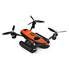 Drone WL Toys 4-kanaals 6 AS 2.4G - RC quadcopter LED-verlichting Terugkeer Via 1 Toets Auto-Takeoff Headless-modus ZwevenRC Quadcopter