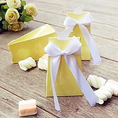 12 יחידה / סט מחזיק לטובת-יצירתי נייר כרטיסיםקופסאות קישוט תיקי קישוט קופסאות ודליי קישוט צנצנות ממתקים ובקבוקים קופסאות ועטיפות לקאפקייק