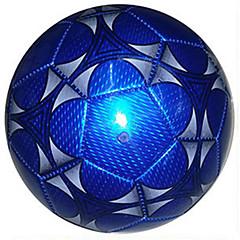 Football(Rouge Bleu Or,Polyuréthane)Haute élasticité Durable