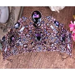 Women's Alloy Headpiece-Wedding Tiaras 1 Piece
