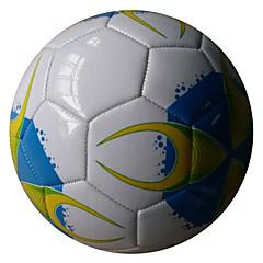 Football(Jaune Blanc Rouge,Polyester)Haute élasticité Durable