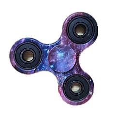 Fidget spinners Hand Spinner Speeltjes Tri-Spinner Metaal ABS Kunststof EDCStress en angst Relief Kantoor Bureau Speelgoed Relieves ADD,
