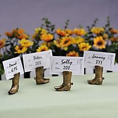 Pryskyřice Jmenovky na stůl Stojánek na jmenovky kartičky s číslem stolu svorky Dárková taška