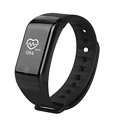 0.66 Inch OLED Heart Rate Sleep Monitor Call Waterproof Sport Smart Alarm Clock For Smartphone Smart Watch