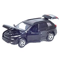 Kuorma-auto Taaksepäin vedettävät ajoneuvot auton Lelut 01:32 Metalli Rakennuslelu