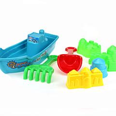Sand og strandlegetøj Udendørssport og sjov Originale Skib Plastik