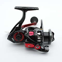 גלילי דיג סלילי טווייה 5.2:1 9 מיסבים כדוריים ימינים דיג כללי-GB4000