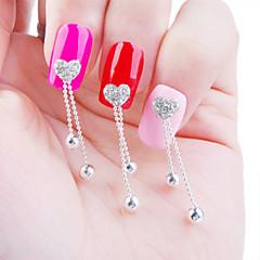 5pcs Nail Art Decoration tekojalokivi Pearls meikki Kosmeettiset Nail Art Design