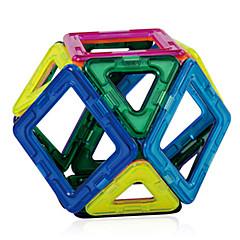 Παιχνίδια μαγνήτες 56 Κομμάτια MM Παιχνίδια μαγνήτες Τουβλάκια Executive Παιχνίδια παζλ κύβος για δώρο