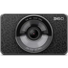 Original 360 dvr cheio hd 1080p 30fps fno 2.0 fov 165 graus