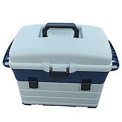 Angelkasten Karpfenfischerei Box Wasserdicht31 Kunststoff