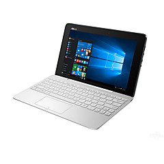 ASUS T100HA 10.1インチ Windowsの10 クアッドコア 2GB RAM 32GB ROM 5GHz帯 1つの錠剤中の2