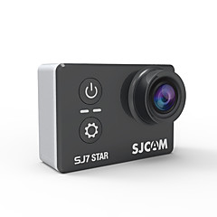 SJCAM® 16MP 640 x 480 2560 x 1920 1920 x 1080 1280x960 WIFI Alt i en G-Sensor Anti-Chock Vidvinkel Multi-funktion60fps 120fps 30fps 24