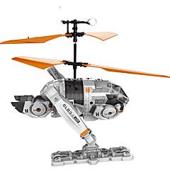 Attop RC vrtulník 4Kanály 6 Osy 5.8G - Plast