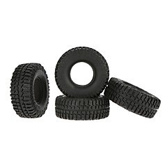 4Pcs Austar 1.9 100mm 1/10 Scale Tires for 1/10 RC4WD D90 Axial SCX10 RC Rock Crawler