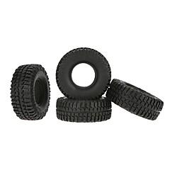 Generell RC Tire Dekk Rc biler / Buggy / Trucks Gummi pet Plast