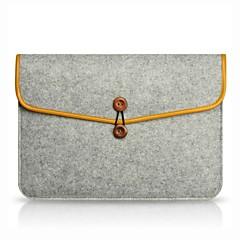 Sacoche enveloppe sacoche pour macbook air 11.6 13.3 macbook pro avec retina 13.3 / 15.4