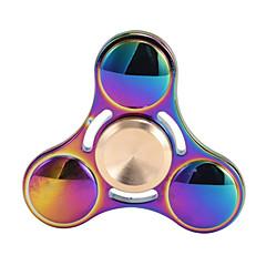 fidget spinner speelgoed gemaakt van titanium legering keramische lagers minuten spinnen time high-speed edc focus speelgoed voor het