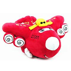צעצועים ממולאים כלי טיס כותנה