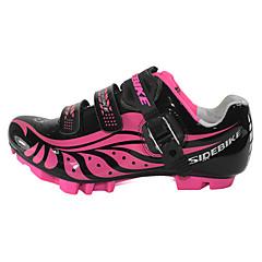 BOODUN/SIDEBIKE® J000921 Обувь для велоспорта Обувь для горного велосипеда Жен. Противозаносный Воздухопроницаемый Горный велосипед