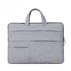 13.3 14.1 15,6 polegadas multi-pocket saco de computador ultra-fino saco bolsa bolsa casual para superfície / dell / hp / samsung / sony