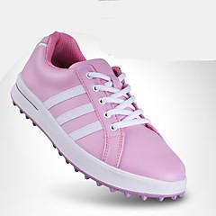 נעלי יומיום נעלי הרים נעלי גולף לנשים נגד החלקה Anti-Shake ריפוד חסין בפני שחיקה עמיד למים טבע הצגה סוליה נמוכה גומי ספורט פנאי