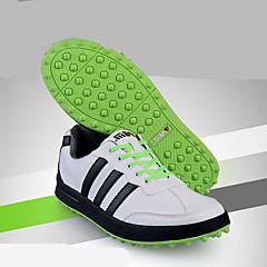 Freizeitschuhe Golfschuhe Herrn Rutschfest Anti-Shake Polsterung Atmungsaktiv Wasserdicht Leistung Halbschuhe Gummi Freizeit Sport