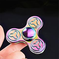Jeu de fidélité coloré main spinner longue durée de rotation drôle jouets anti-stress