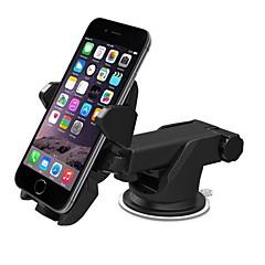 Ziqiao suporte de suporte de suporte de carro stand 360 graus de rotação universal carros pára-brisa braço longo smartphone carros titular