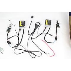 35w hidキセノンヘッドライト変換キットhi-loバイキセノンデュアルビームh4 h13 9004 9007