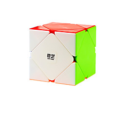 Rubik's Cube Cubo Macio de Velocidade Etiqueta lisa Cubos Mágicos Plásticos