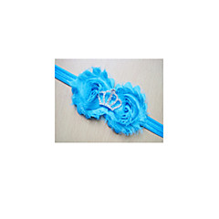 Baby Headbands Baby Headwear Children Flower Imperial Crown Infant Toddler Girl  Clips Hairband Accessories