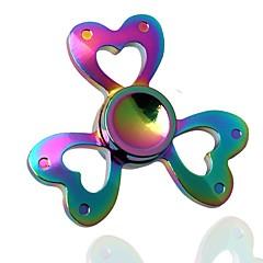 Fidget spinners Hand Spinner Speeltjes Tri-Spinner Messing Metaal EDCKantoor Bureau Speelgoed voor Killing Time Focus Toy Relieves ADD,