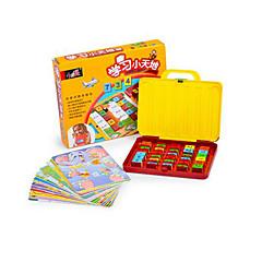 Hračky pro chlapce Discovery hračky Vzdělávací hračka Výukové karty Obdélníkový Plast
