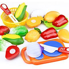 Toy Foods Plast Děti
