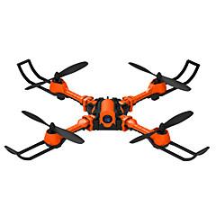 Drone YiZHAN i5hw 4 Kanaals 6 AS Met 0.3MP HD Camera LED-verlichting Zweven USB-kabel Schroevendraaier Bladen Handleiding