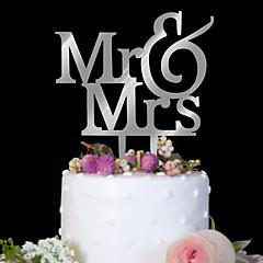 Decorações de Bolo Alta qualidade Aniversário Festa Casamento Aniversário Bolsa PVS